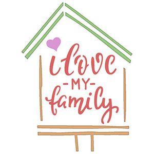 Stencil-Litoarte-10x10cm-Pintura-Simples-ST-X340-Selo-I-Love-My-Family