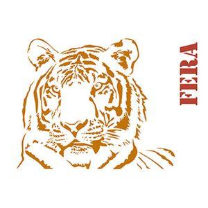 Stencil-Litoarte-344x21cm-Pintura-Simples-ST-009-Tigre
