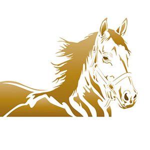 Stencil-Litoarte-344x21cm-Pintura-Simples-ST-063-Cavalo