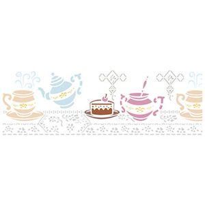 Stencil-Litoarte-42x17cm-Pintura-Simples-STG-010-Cozinha