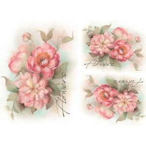Papel-Decoupage-OPAPEL-30x45cm-OPA-2400-Flowers