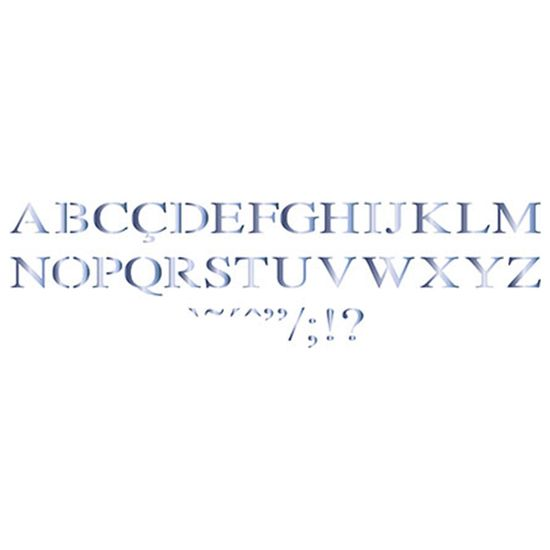 Stencil-Epoca-Litoarte-285x84cm-Pintura-Simples-STE-261-Alfabeto