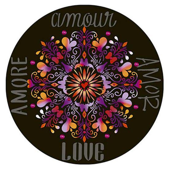 Stencil-Litoarte-30x30cm-Pintura-Simples-STQG-011-Mandala-Amor-Amour