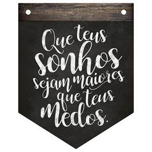 Placa-Decorativa-em-MDF-Litoarte-DHPM5-220-24x19cm-Que-Teus-Sonhos-Sejam-Maiores-que-Teus-Medos