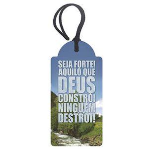 Placa-TAG-MDF-Decorativa-Litoarte-DHT2-005-143x7cm-Seja-Forte--Aquilo-Que-Deus-Constroi-Ninguem-Destroi-