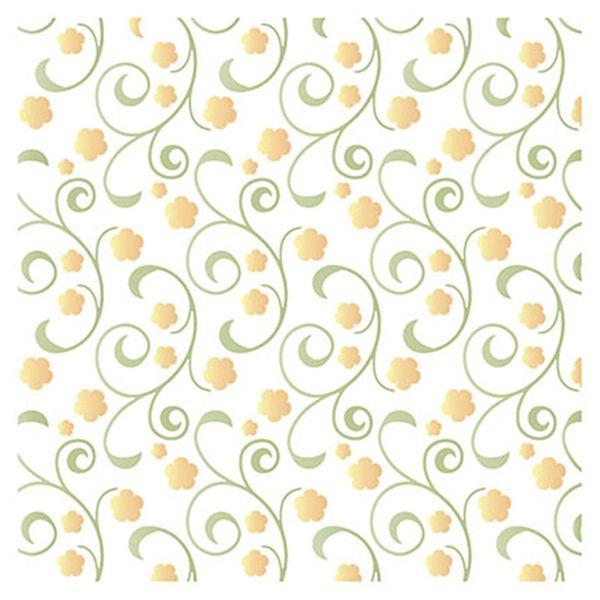 Stencil-Litoarte-20x20cm-Pintura-Simples-STXX-051-Textura-Flores-II