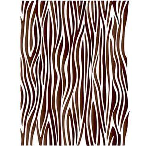 Stencil-Wall--Parede--Litoarte-422x32cm-Pintura-Simples-STW-004-Textura-Tigre