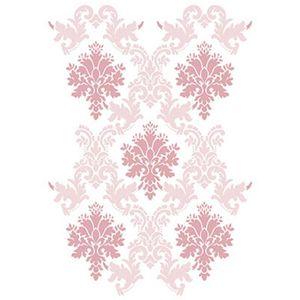Stencil-Wall--Parede--Litoarte-422x32cm-Pintura-Simples-STW-028-Ornamento-Colonial