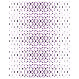 Stencil-Litoarte-211x172cm-Pintura-Simples-STM-611-Estampa-Degrade-Triangulos