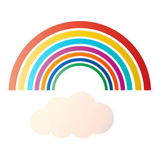 Stencil-Litoarte-211x172cm-Pintura-Simples-STM-635-Arco-Iris-com-Nuvem