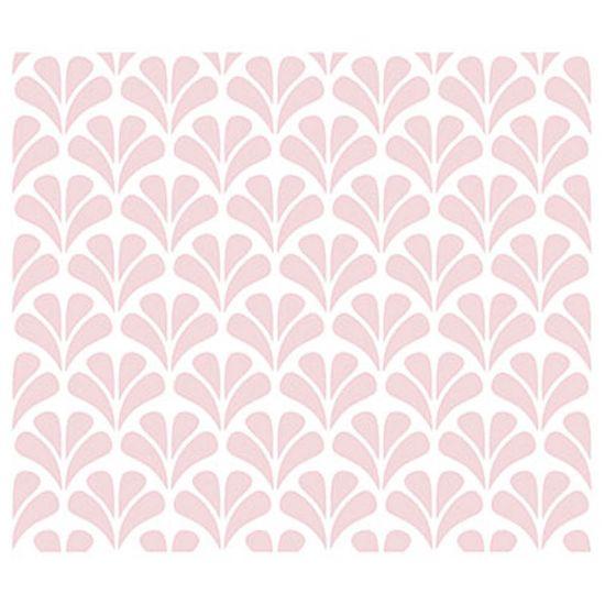 Stencil-Litoarte-211x172cm-Pintura-Simples-STM-412-Textura-Flor