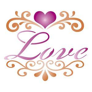 Stencil-Litoarte-211x172cm-Pintura-Simples-STM-436-Love-Arabescos