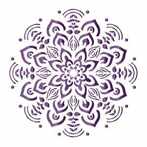 Stencil-Litoarte-211x172cm-Pintura-Simples-STM-448-Mandala