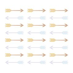 Stencil-Litoarte-211x172cm-Pintura-Simples-STM-455-Flechas