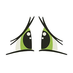 Stencil-Litoarte-17x65cm-Pintura-Sopreposicao-STP-127-Olhos