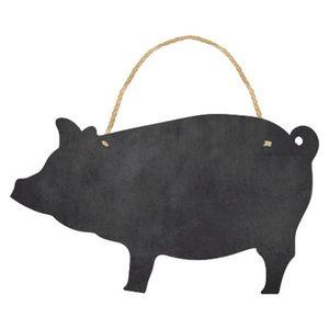 Placa-Decorativa-Lousa-em-MDF-Litoarte-DHLO-004-30x175cm-Porco
