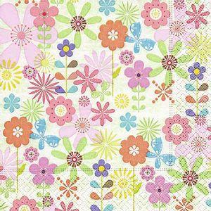 Guardanapo-Decoupage-Toke-e-Crie-GUA200247-2-unidades-Jardim-de-Primavera
