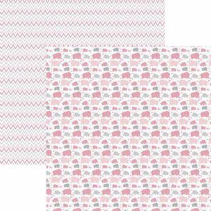 Papel-Scrapbook-Toke-e-Crie-SMB044-305x305cm-Elefantes-Rosa-By-Ivana-Madi
