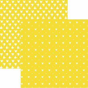 Papel-Scrapbook-Toke-e-Crie-SBD05-305x305cm-Mickey-Mouse-Estampado-Amarelo