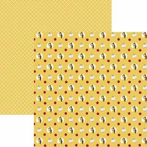 Papel-Scrapbook-Toke-e-Crie-SBD17-305x305cm-Princesas-Bela
