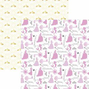 Papel-Scrapbook-Toke-e-Crie-SBD19-305x305cm-Princesas-Estampado