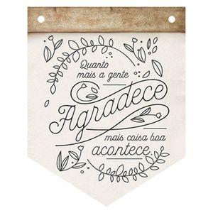 Placa-Decorativa-em-MDF-Litoarte-DHPM5-222-24x19cm-Quanto-Mais-a-Gente-Agradece-Mais-Coisa-Boa-Acontece