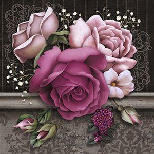 Papel-Decoupage-Adesiva-Litoarte-DAX-040-10x10cm-Rosas