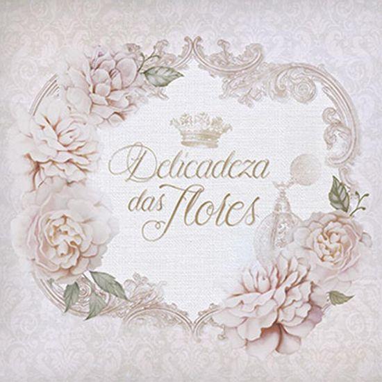 Papel-Decoupage-Adesiva-Litoarte-DAXV-034-15x15cm-Rosas-Silvestres-e-Coroa