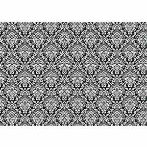 Papel-Decoupage-Litoarte-PD-960-343x49cm-Arabescos-Branco-com-Fundo-Preto