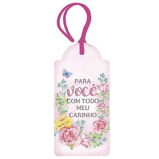 Placa-TAG-MDF-Decorativa-Litoarte-DHT2-044-143x7cm-Para-Voce-com-Todo-meu-Carinho
