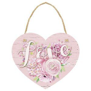 Placa-TAG-MDF-Decorativa-Litoarte-DHT-005-12x10cm-Coracao-Love
