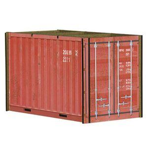 Porta-Controle-Remoto-em-MDF-3-Divisoes-Litoarte-DHPM5-150-163x10x93cm-Container-Vermelho