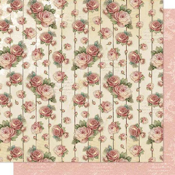 Papel-Scrapbook-Litoarte-SD-583-Dupla-Face-305X305cm-Rosas