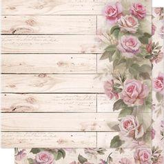Papel-Scrapbook-Litoarte-SD-585-Dupla-Face-305X305cm-Rosas
