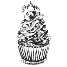 Carimbo-em-Borracha-Litoarte-CLP-093-52x27cm-Cupcake-Grande