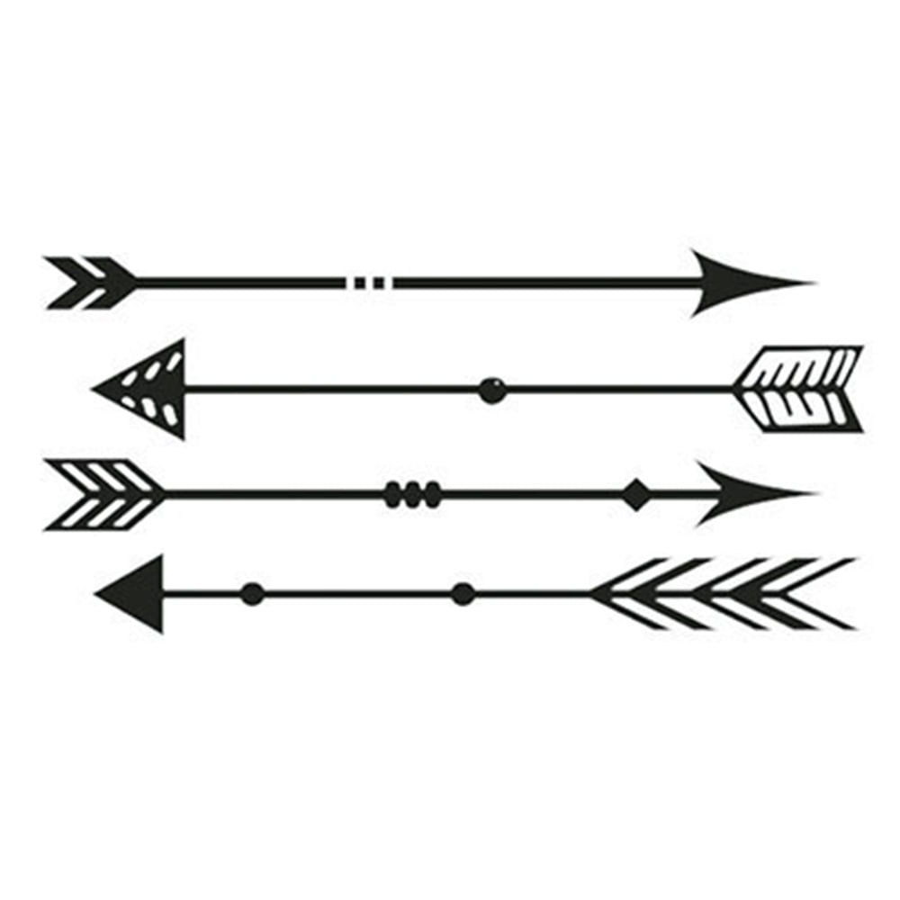 Plástico Borracha Vidro metais 2 x Adesivo De Palhetas Flecha Arco E Flecha Cola Madeira Couro