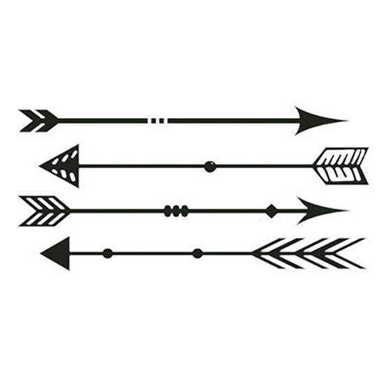 Carimbo-em-Borracha-Litoarte-CLP-113-5x05cm-Flechas