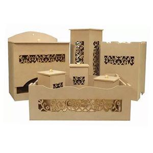Kit-Higiene-Bebe-em-MDF-Flores-do-Campo-7-pecas-com-Luminaria-Palacio-da-Arte