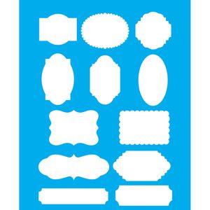 Stencil-Litocart-25x20cm-Pintura-Simples-LSG-130-Tags