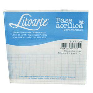 Base-Acrilica-para-Carimbo-Litoarte-BL6P-001-6x6cm