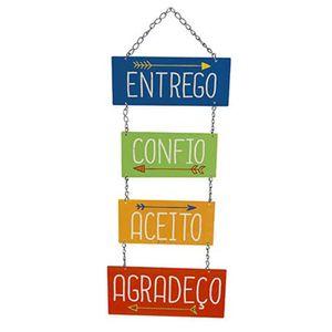 Placa-Decorativa-em-MDF-Litoarte-DHPM5-242-55x24cm-Entrego-Confio-Aceito-e-Agradeco