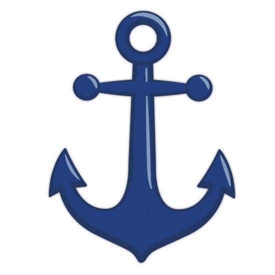 Aplique-Decoupage-Litocart-LMAM-065-em-Papel-e-MDF-7cm-Ancora-Azul