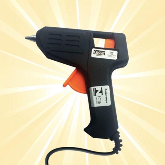 Pistola-para-Cola-Quente-Pequena-Gatte-Make-Mais-10W-Bivolt
