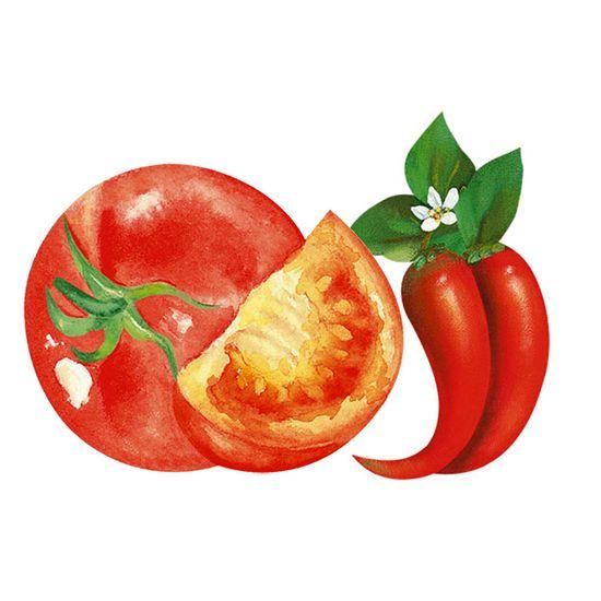 Aplique-Decoupage-Litoarte-APM4-244-em-Papel-e-MDF-4cm-Tomate-e-Pimenta