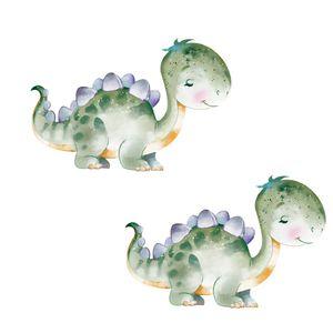 Aplique-Decoupage-Litoarte-APM4-312-em-Papel-e-MDF-4cm-Dinossauro