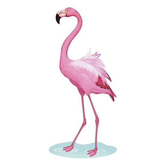 Aplique-Decoupage-Litoarte-APM8-872-em-Papel-e-MDF-8cm-Flamingo