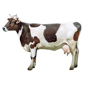 Aplique-Decoupage-Litoarte-APM8-931-em-Papel-e-MDF-8cm-Vaca