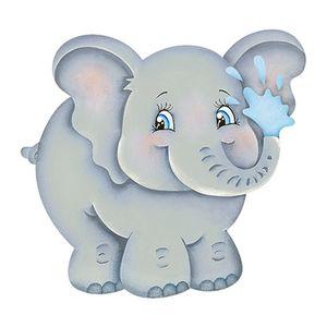 Aplique-Decoupage-Litoarte-APM12-141-em-Papel-e-MDF-12cm-Elefante