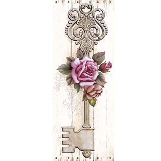 Papel-Decoupage-Arte-Francesa-Litoarte-AFP-151-25x10cm-Chave