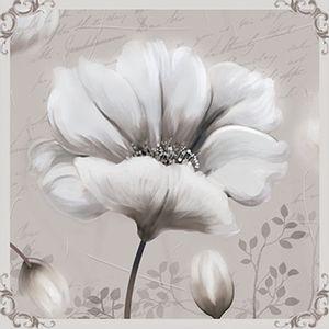 Papel-Decoupage-Arte-Francesa-Litoarte-AFQ-378-21x21cm-Flor-Branca